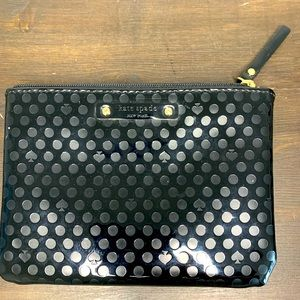 ♠️Kate spade ♠️ clutch/makeup bag